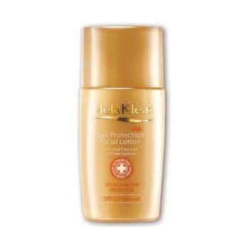 melaklear sun protection facial lotion spf 50 pa+++ โลชั่นกันแดดสำหรับผิวหน้า 1 ชิ้น