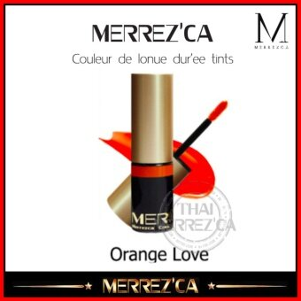 Harga Merrezca Couleur de lonue dur'ee tints #Orange Love