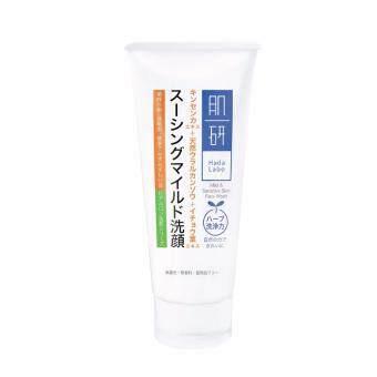 จัดโปรโมชั่น โฟมล้างหน้า ฮาดะ ลาโบะ สูตร Mind & Sensitive Skin Face Wash 100 กรัม x 1 หลอด