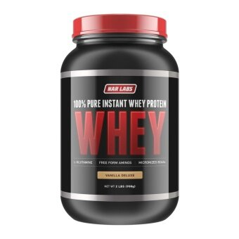 NAR LABS™ 100% Pure Instant Whey Protein 2 lbs - Vanilla Flavour