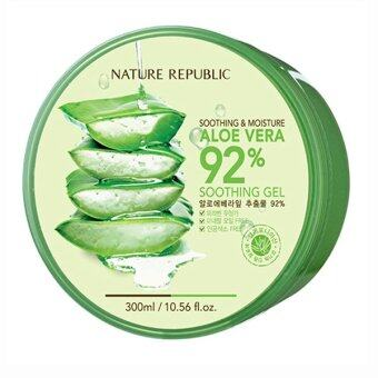 Nature Republic Aloe Vera 92% Soothing Gel 300 ml.