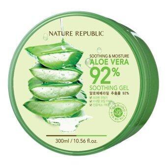 Nature Republic Soothing & Moisture Aloe Vera 92% Smooting Gel300ml