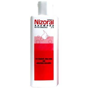 Nizoral Shampoo 200ml (แชมพูขจัดรังแค)