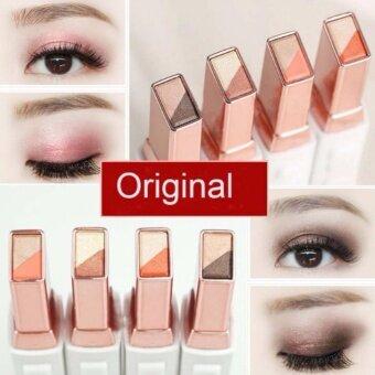 โปรโมชั่นพิเศษ #No.02 อายแชโดว์ทูโทนสีสวย Novo EyeShadow Stick แท้ 100%