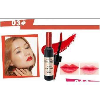 NO.03 NOVO Wine Lip Tint ลิปทินต์ขวดไวน์