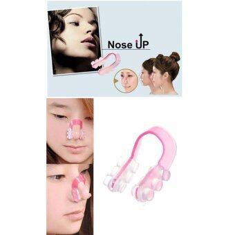 ราคา Nose Up Secret อุปกรณ์ทำจมูกโด่ง อุปกรณ์เสริมดั้งโด่งโดยไม่ต้องศัลยกรรม 2 ชิ้น