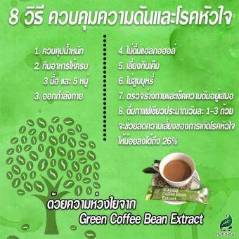 Nutritious Green Coffee