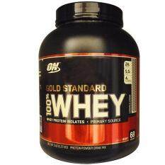 Optimum Nutrition Gold Standard 100% Whey Double Rich Chocolate (5 lbs.)