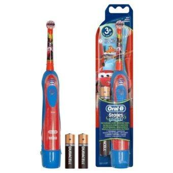 Warranty Oral-B DB4510K CarsPlanes Battery Electric Toothbrush