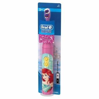 แปรงสีฟันไฟฟ้า Oral-B Pro-Health Stages Disney Princess Power Kid's Electric Toothbrush for Kids