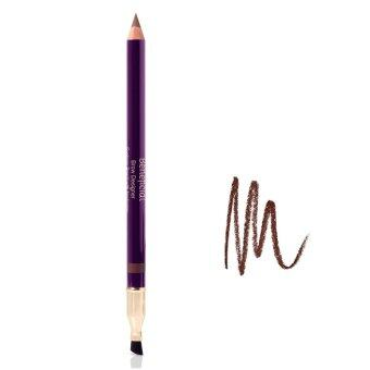 ORIENTAL PRINCESS ดินสอเขียนคิ้ว Beneficial Brow Designer Eyebrow Pencil with Applicator No.02 Chocolate 1.19 g.
