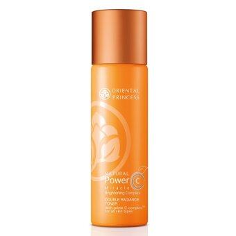 ORIENTAL PRINCESS โทนเนอร์ Natural Power C Miracle Brightening Complex Double Radiant Toner 100 ml.