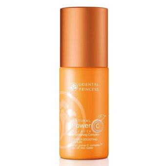 ORIENTAL PRINCESS เซรั่มเข้มข้น Natural Power C Miracle Brightening Complex Power Boosting Serum 60 ml.