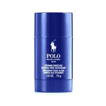 โรลออนลูกกลิ้งระงับกลิ่นกาย Polo Blue Alcohol Free Deodorant