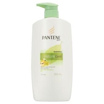 PANTENE แพนทีน โปร-วี เนเจอร์แคร์ ฟูลเนส แอนด์ ไลฟ์ แชมพู 900มล.