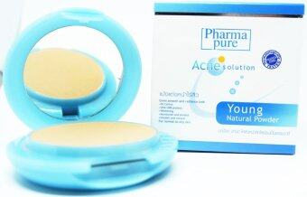 Pharma Pure Acne solution Young Natural Powder ������������������������������(������������������ ������������) ��������������������������������������������������������� (image 0)