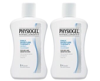 Physiogel Daily Moisture Therapy Dermo-Cleanser 150ml (2กล่อง)