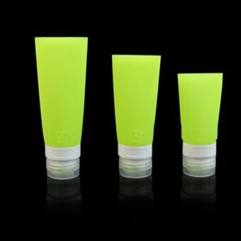 Popular Travel Bottle Squeezing Cosmetic Skincare Hole Breathable None Leaking - intl