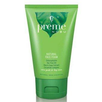 Preme Nobu Natural Face foam 100 g.