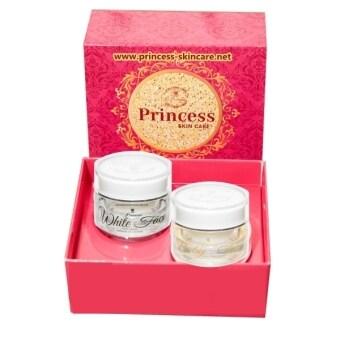 Princess Skin Care แพ็คเกจใหม่ ครีมหน้าขาว ครีมหน้าเด็ก