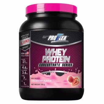 ProFlex Whey Protein Concentrate Strawberry (700 g.)