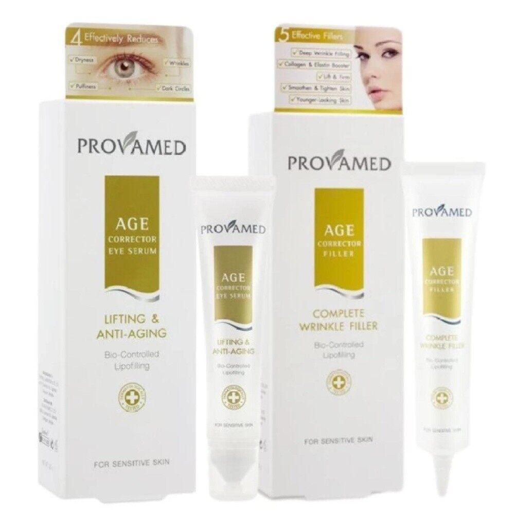 Provamed Age Corrector Set AA Filler Eye Serum