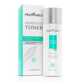 Provamed Sensitive Tonerโปรวาเมด เซ้นซิทีฟ โทนเนอร์200 ml