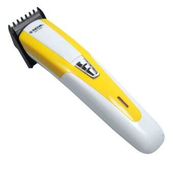 Queen ปัตตาเลี่ยนไร้สายสีเหลือง/ฟ้า/เขียว ปัตตาเลี่ยนตัดผมใบมีดสแตนเลส แบตตาเลี่ยนเด็ก แบตเตอร์เลี่ยนไฟฟ้า แบตเตอเลี่ยนตัดผมชาย Blades Rechargeable Professional Electric Hair Clipper For Men & Women