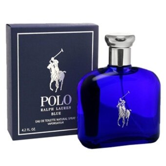 Harga Ralph Lauren Polo Blue EDT 125ml. For Men.(พร้อมกล่อง)