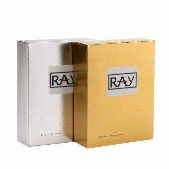 RAY Facial Mask Hydrating Mask(Gold)