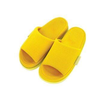 รีวิว Refre OKUMURA Slippers รองเท้านวดเพื่อสุขภาพ รองเท้าญี่ปุ่นรองเท้าเพื่อสุขภาพ สีเหลือง Size M