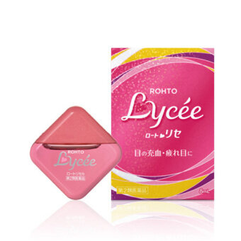 Rohto Lycee น้ำตาเทียม ความเย็นระดับ 3 8ml