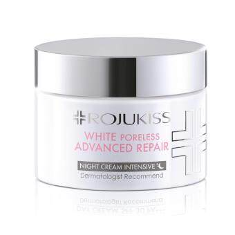 Rojukiss White Poreless Advanced Repair Night Cream 30 ml.