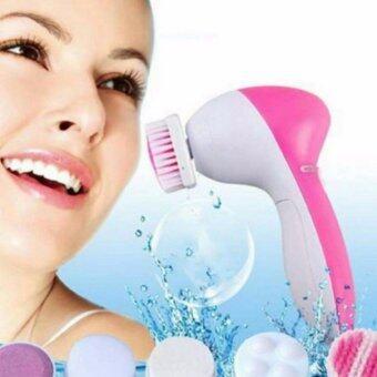 SAPA เครื่องขัดหน้า 5 in 1 เพื่อการล้างใบหน้าที่สะอาด ล่ำลึกมากยิ่งขึ้น รุ่น SPAB01