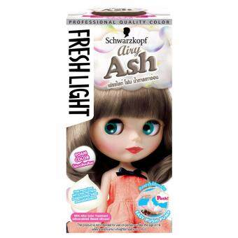 Harga Schwarzkopf Fresh Light Foam Color AIRY ASH