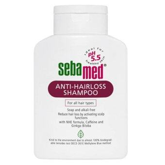 Sebamed Anti-Hairloss Shampoo 200 ml x 1ขวด
