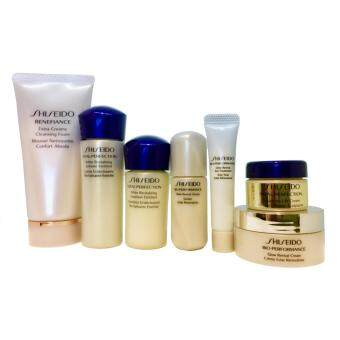 Harga Shiseido Set Vital Perfection & BIO Performance (7 ชิ้น)
