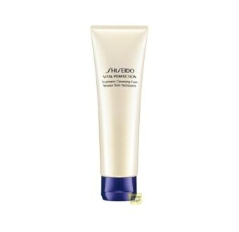 Harga SHISEIDO VITAL PERFECTION Treatment Cleansing Foam 30ml