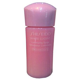 Shiseido White Lucent Luminizing Surge อิมัลชั่นสำหรับเสริมสร้างเกราะป้องกันให้กับผิว 15ml (1 ขวด)