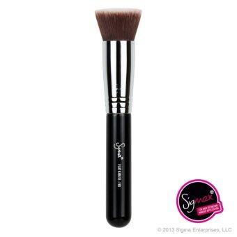 Sigma Beauty F80 Flat Kabuki - Black