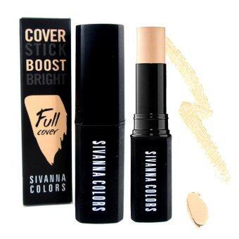 Sivanna Colors Concealer Cover Stick Boost Bright (No.21 - ผิวขาว)
