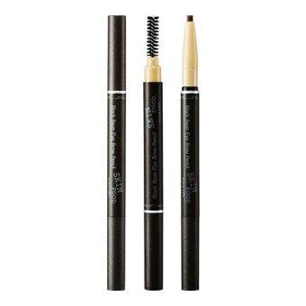 จัดโปรโมชั่น Skinfood ดินสอเขียนคิ้ว Black Bean Eye Brow Pencil 3 pc #06 (Brown)