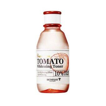 เสนอราคา Skinfood Premium Tomato Whitening Toner 180ml.