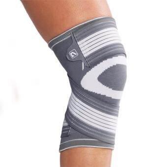 ที่พยุงเข่า รัดหัวเข่า ผ้ารัดเข่า สายรัดหัวเข่า ผ้าพันเข่าที่รัดเข่าวิ่ง ที่รัดหัวเข่า อุปกรณ์พยุงเข่า ปรับได้ ไซส์ S/M(สีเทา) Compression Knee Support Brace with Adjustable StrapsElastic Bandage for Arthritis Joint Pain Injury Recovery Size S/M(grey)