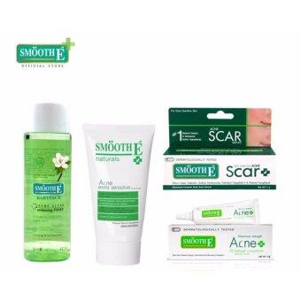 Smooth-E Acne Set