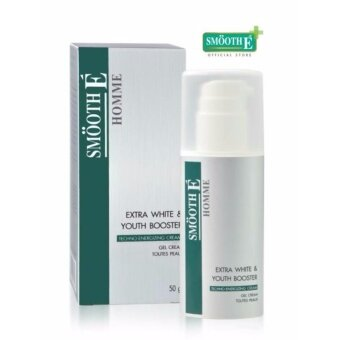 SMOOTH E FOR MEN EXTRA WHITE & YOUTH BOOSTER 50 ml.