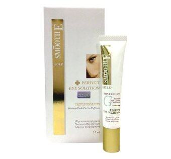 SMOOTH E Gold Perfect Eye Solution 15 ml