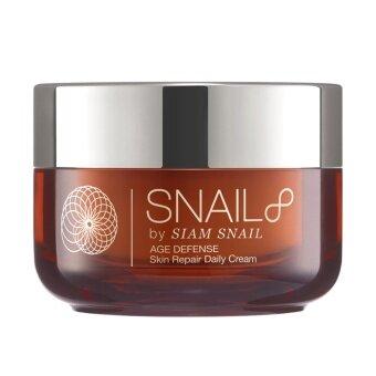 SNAIL8 เอจ ดีเฟนซ์ สกิน รีแพร์ เดลี่ ครีม 50 g