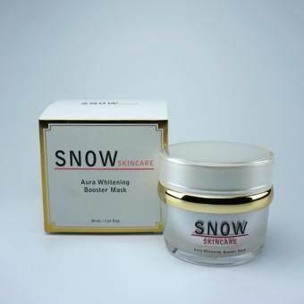 Snow Skincare Aura Whitening Booster Mask 30 Ml.
