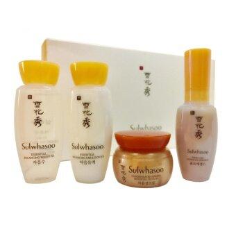 Sulwhasoo BASIC KIT 4 Items